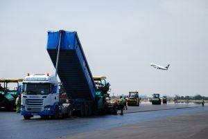 Aswebo pakt start- en landingsbaan op Zaventem aan